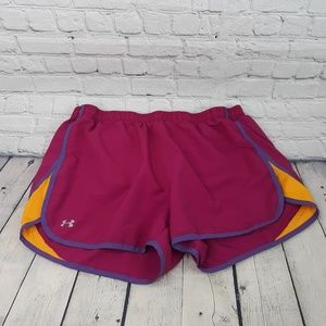 Under Armour Shorts - Under Armour heat gear shorts size large